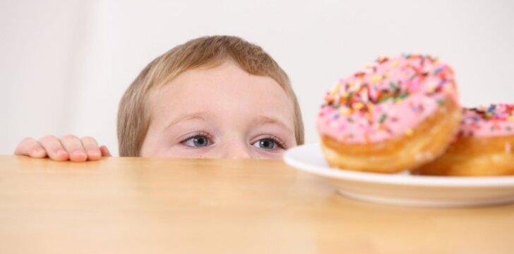 Kiek galima suvalgyti saldumynų, kad nekenktų dantims