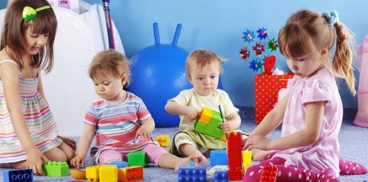 KONKURSAS: kokio amžiaus tavo vaikas?