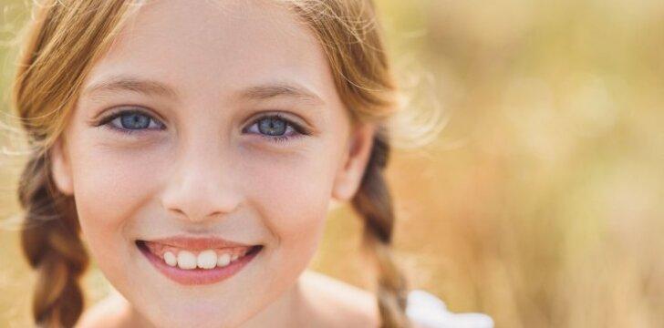 Svarbiausia sąlyga, kad vaikas augtų laimingas