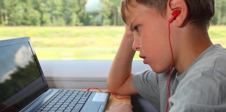 20 klausimų, kurių atsakymų vaikai dažniausiai ieško internete