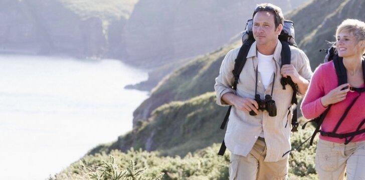 Alternatyva darboholikams – trumpos kelionės