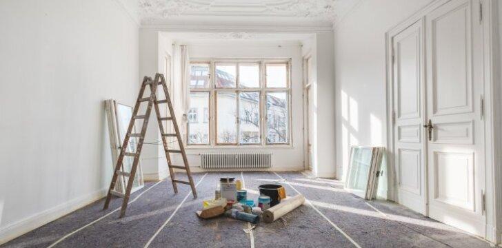 Renkamės naują būstą: dalinė ar visa apdaila – kas geriau?