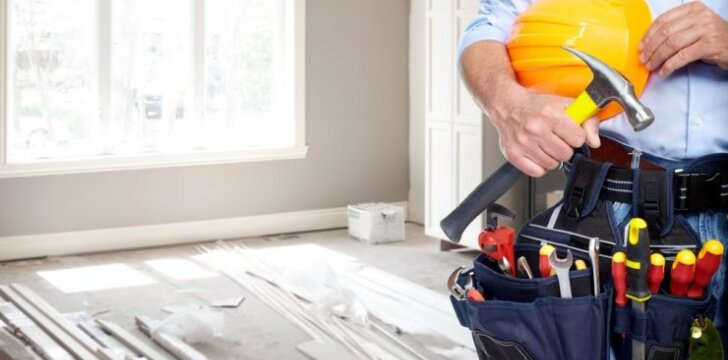 10 nemalonių tiesų, kurias suprasite remontuodami namus