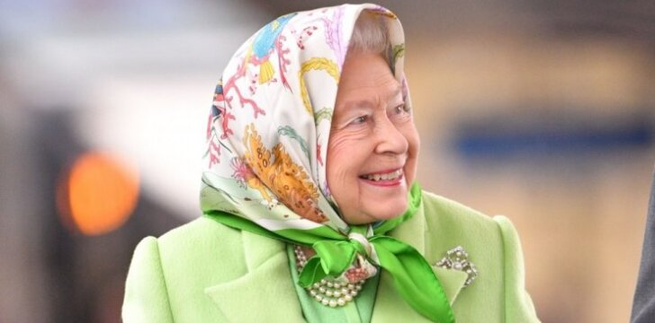 Karalienė Elizabeth II vertina sezoniškus ir paprastus patiekalus