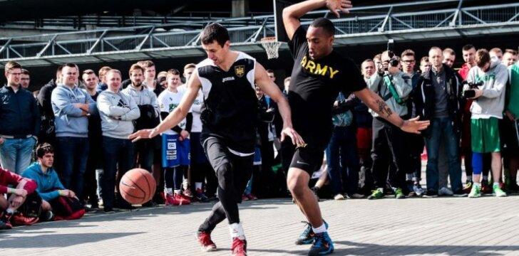 """""""Žalgirio"""" gatvės krepšinio turnyras"""