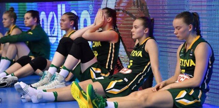 Lietuvos jaunių merginų U18 krepšinio rinktinė