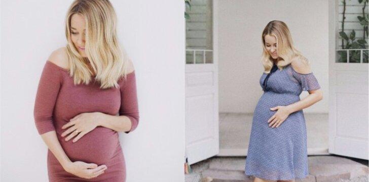 7 rūbų deriniai nėščiosioms