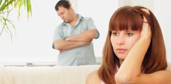 Emociniam šantažuotojui nesvarbi jūsų savijauta. Jam svarbus tik jis pats, jo norai, jo patogumas.