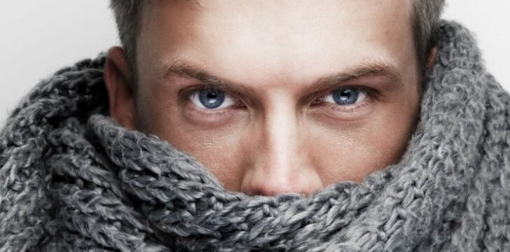 """Ką apie vyrą <span style=""""color: #c00000;"""">atskleidžia</span> jo akys"""