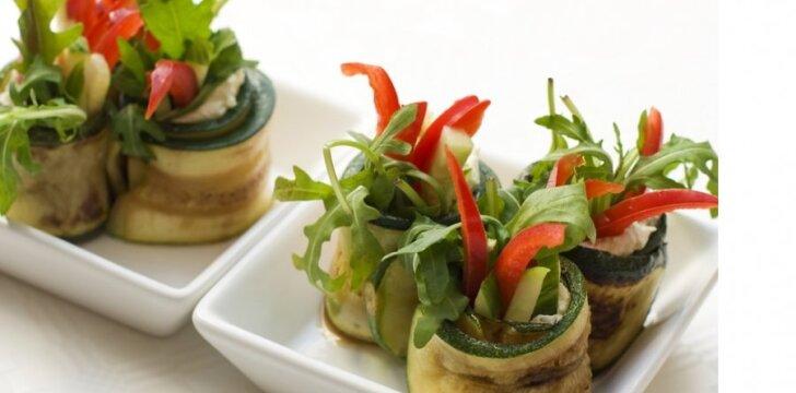 Daržovių suktinukai - skanu, sveika ir greita. Ir gražu!