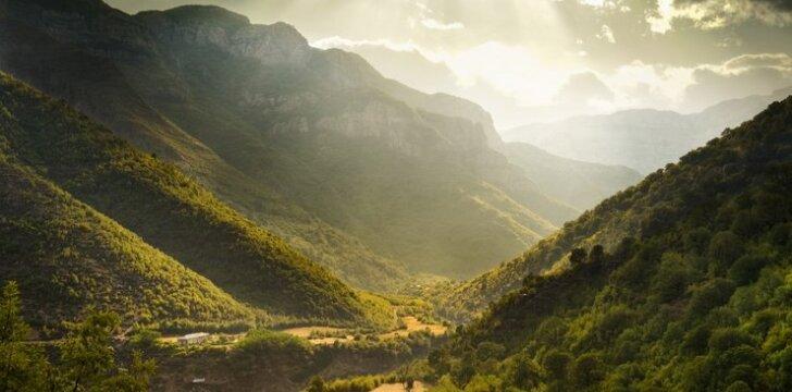 Kanjonas Pietų Balkanuose