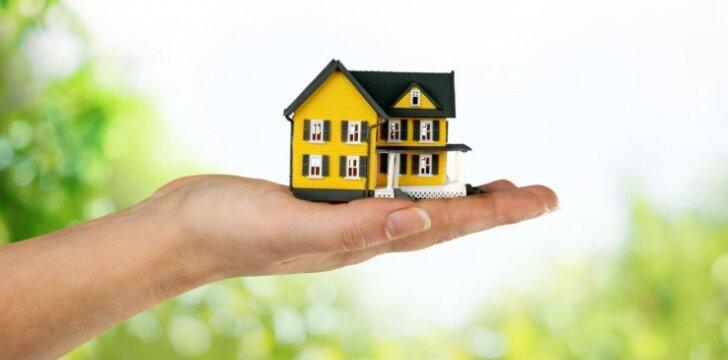Rinkos tendencijos: vyrauja individualių būstų statyba ir konkurencija tarp vystytojų