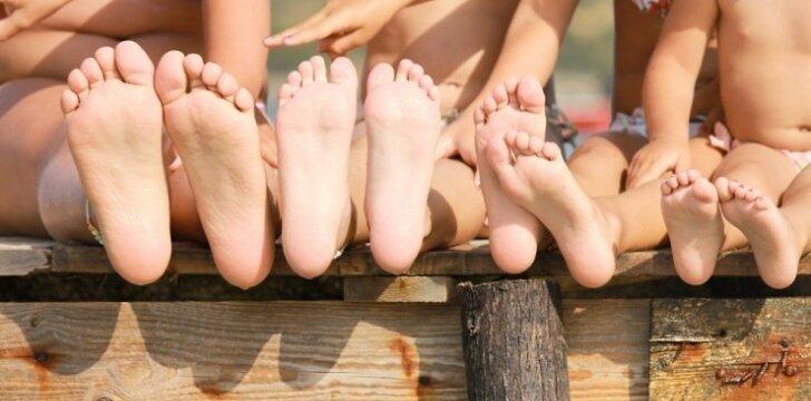 10 pratimų, kurie padeda išvengti plokščiapėdystės