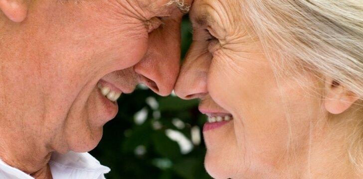 Tyrime dalyvavę žmonės tikino, kad jų seksualinių santykių ritmas tarp 50 iki 70 metų nesikeitė.