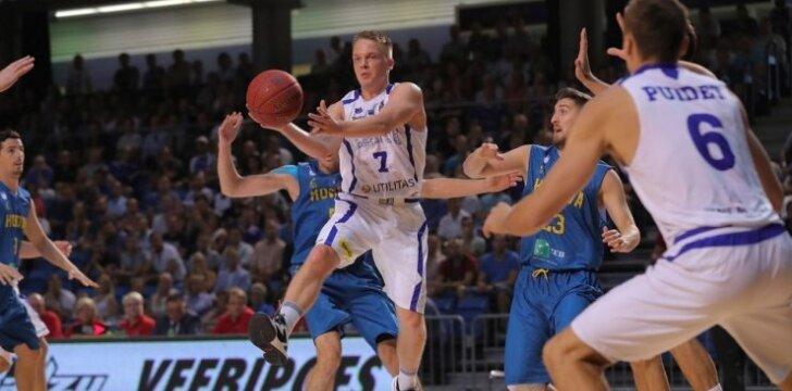 Krepšinis: Estija – Kosovas