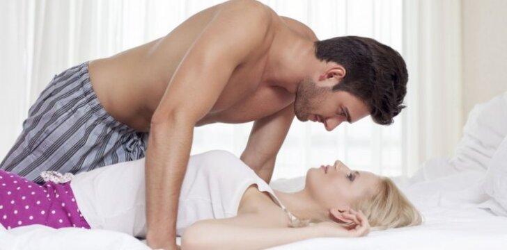 10 klausimų apie seksą, kurie rūpi, bet nedrąsu paklausti