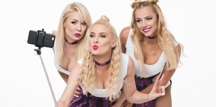 Grupė YVA: Natalija Bunkė, Goda Alijeva, Kristina Ivanova