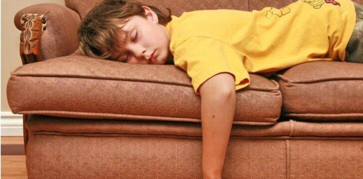 Kaip laiku pastebėti vaikų skydliaukės ir kitas endokrinines ligas