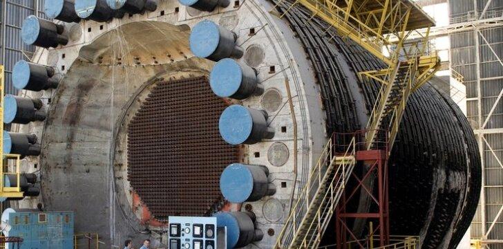 Asociatyvi nuotr. / Prancūzijos Markulio atominė elektrinė