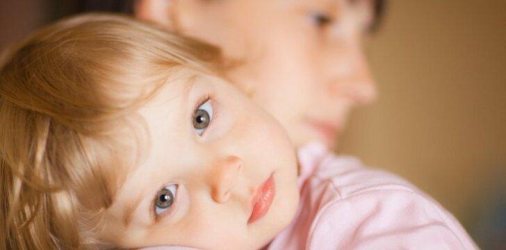 Svarbu žinoti: jeigu jūsų vaikas karščiuoja