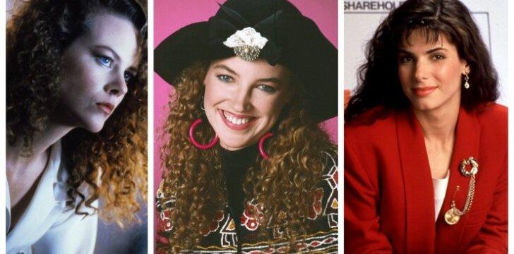 10 praeities šukuosenų tendencijų - dabar tai atrodo komiška... (FOTO)