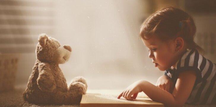 10 požymių, kad auginate išskirtiniais gabumais apdovanotą vaiką