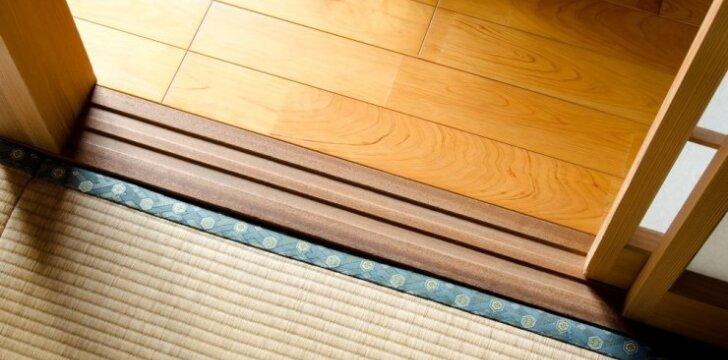 Stumdomų durų įrengimas: svarbu ir lubos, ir vaikų amžius