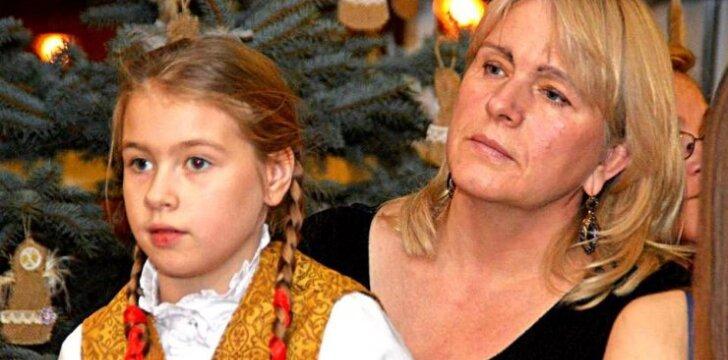 Jaudinanti neįgalios Urtės mamos išpažintis: nebuvome ubagai, bet jais tapome