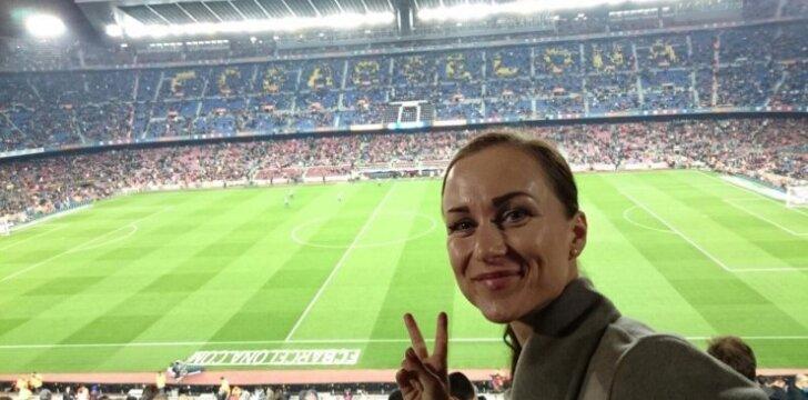 Barselonos gyventoja Rūta: pasakykite, ko dar čia gali norėti žmogus