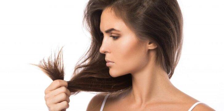 Jei ir tu turi tokius plaukus, metas sunerimti