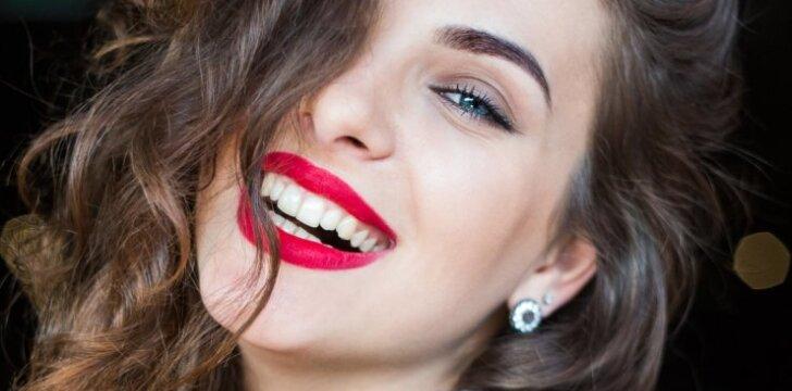 Darau tai kiekvieną kartą prieš valydama dantis ir jau pamiršau, kaip atrodo mano stomatologas