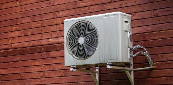 Kaip pasirinkti ir montuoti tiesioginio išgarinimo sistemos kondicionierių?