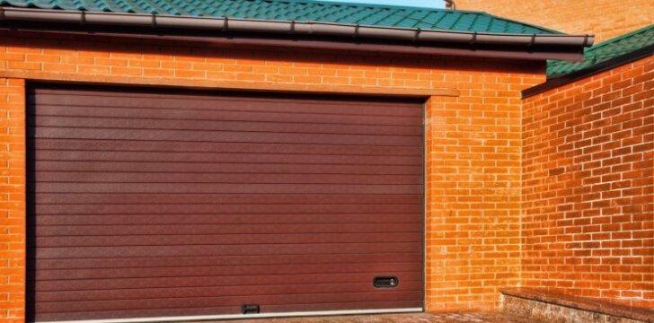 Ką reikėtų žinoti renkantis garažo vartus?