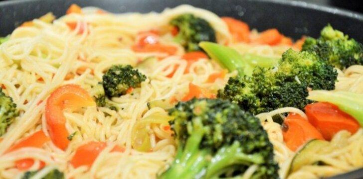 Vienas iš būdų, kad vaikai suvalgytų daugiau daržovių