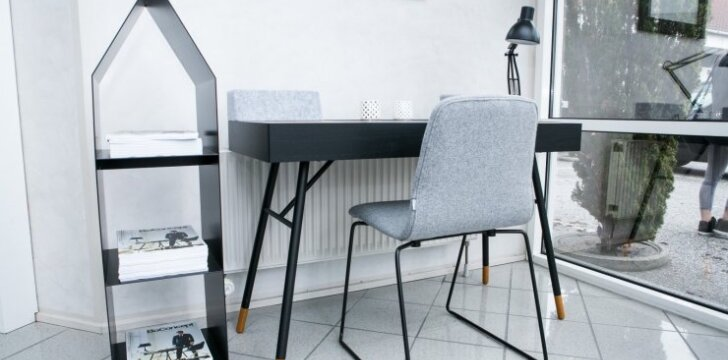 5 naujos šių metų biurų dizaino tendencijos