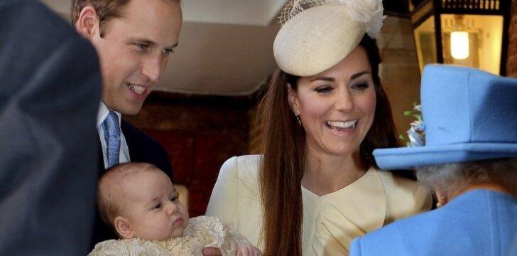 """Karališkų kūdikių krikštynos: ko iš jų galima pasimokyti? <span style=""""color: #c00000;"""">FOTO</span>"""