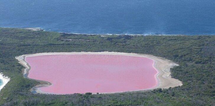 Hillier ežeras