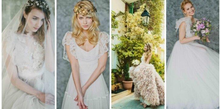 Kiek kainuoja estų, latvių ir lenkų dizainerių vestuvinės suknelės?