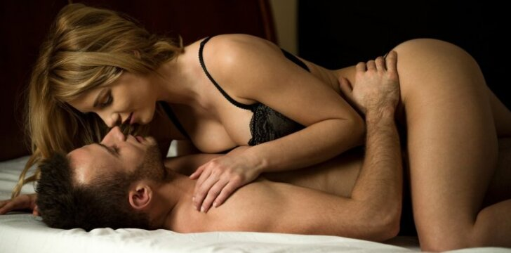 Miegamojo paslaptys: kiek dažniausiai trunka meilės žaidimai?