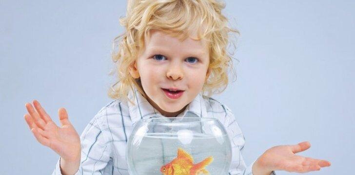 """Ką apie vaiką pasako jo Zodiako ženklas? <span style=""""color: #ff0000;"""">Žuvys</span>"""