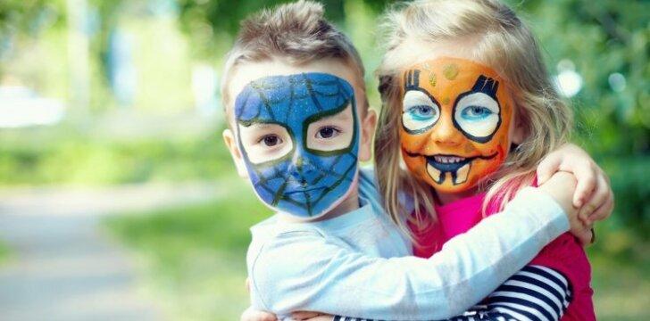 Savaitgalį – daugybė renginių šeimoms su vaikais
