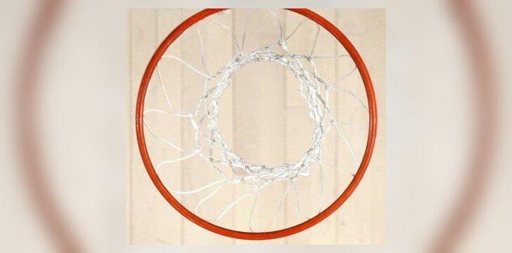 krepšinis, lankas