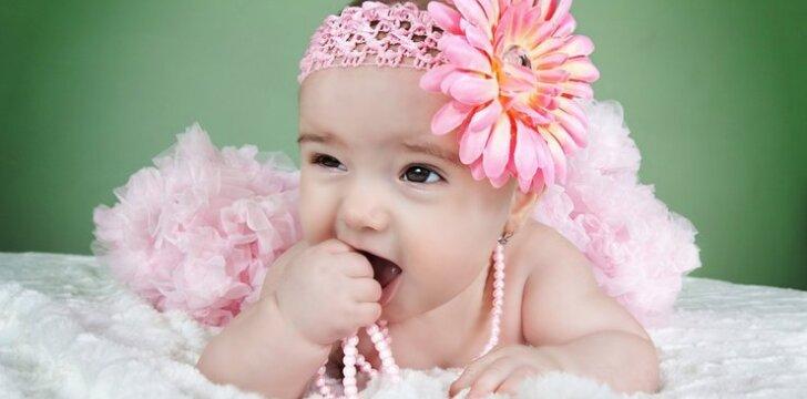 """Kodėl graužti mamos karolius kūdikiams yra sveika? <sup style=""""color: #ff0000;"""">VIDEO</sup>"""