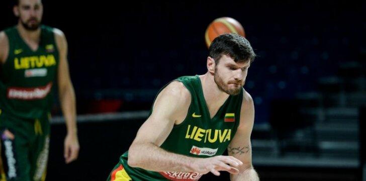 K. Lavrinovičius: noriu NBA finalo su D. Motiejūnu ir J. Valančiūnu