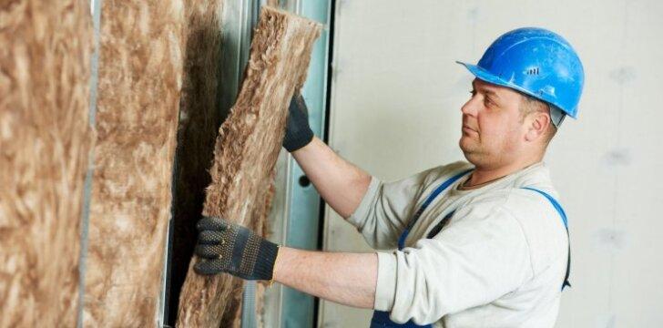 2016-ieji: griežtės reikalavimai naujai statomiems namams