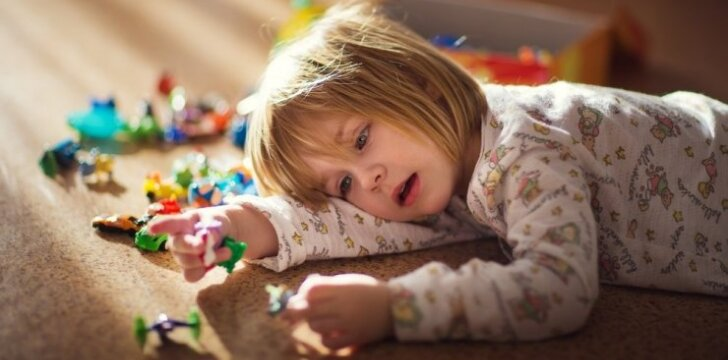 Patarimai, kad vaikai kuo ilgiau džiaugtųsi vaikyste