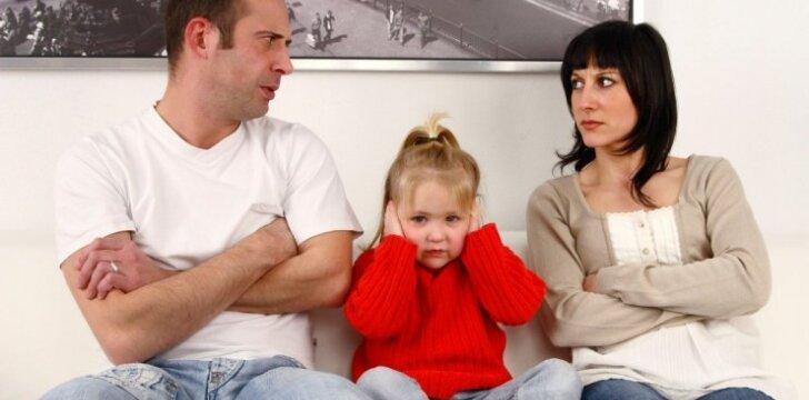 Psichologė – apie bene didžiausią skyrybų klaidą