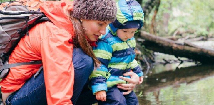 Dr. Monika Skerytė-Kazlauskienė: apie pusiausvyrą gyvenant su vaikais