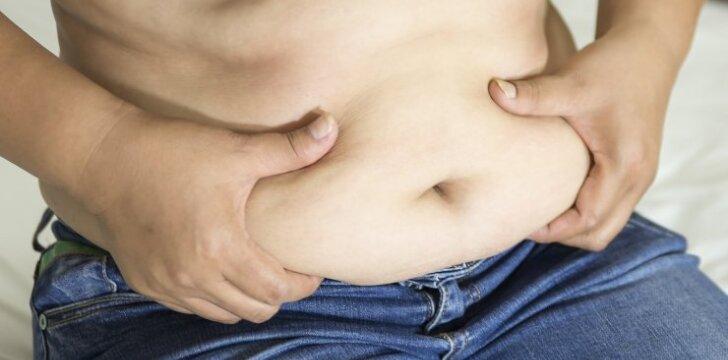 Patarimai, kaip sumažinti riebalų sluoksnį ant pilvo
