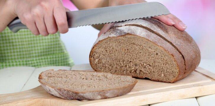 """Viskas <span style=""""color: #c00000;"""">apie duoną</span> – kuri sveikiausia ir mažiausiai kenkia figūrai"""